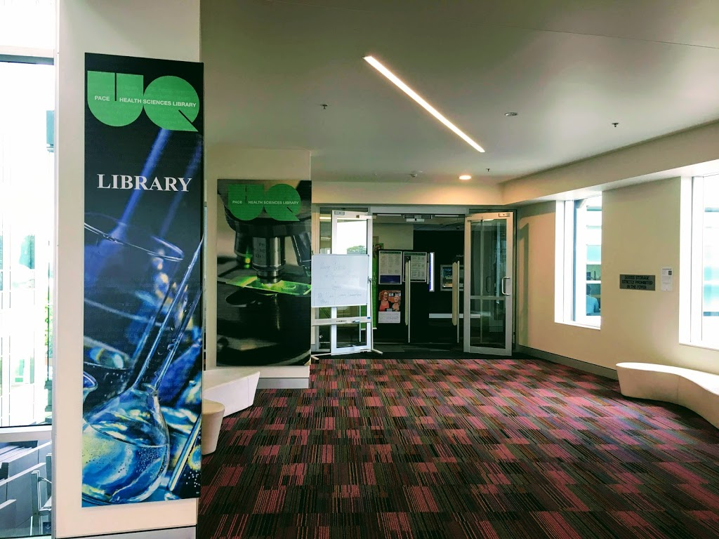 PACE Health Sciences Library | library | PACE Precinct, Level 4/20 Cornwall St, Woolloongabba QLD 4102, Australia | 0733461180 OR +61 7 3346 1180