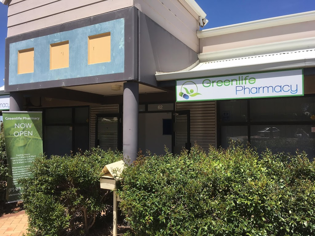 Ellenbrook Greenlife Pharmacy - Health | 62 Mornington Pkwy