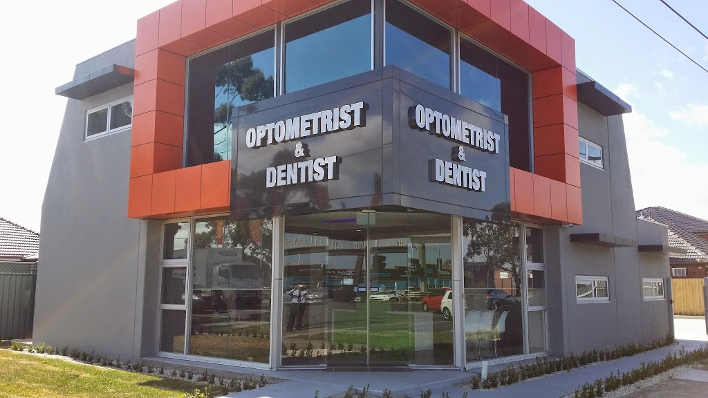 Modern Eyecare Sunshine | health | 360 Ballarat Rd, Sunshine North VIC 3020, Australia | 0393118156 OR +61 3 9311 8156