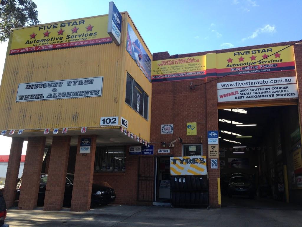 Five Star Automotive >> Five Star Automotive Services Car Repair 102 Denison St
