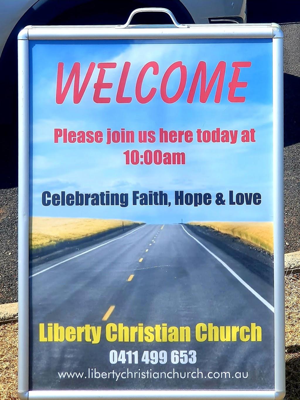 Liberty Christian Church | church | 60 Oliver St, Inverell NSW 2360, Australia | 0411499653 OR +61 411 499 653