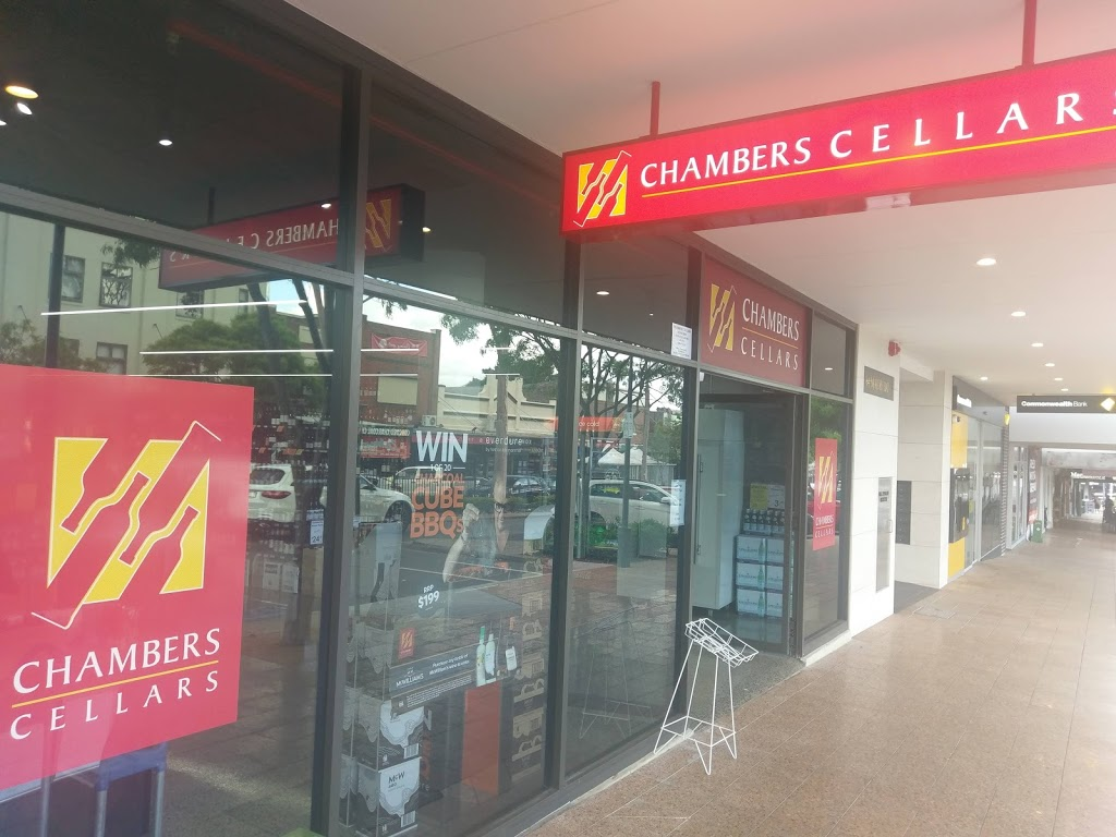 Chambers Cellars Concord | store | 1/64-68 Majors Bay Rd, Concord NSW 2137, Australia | 0287651682 OR +61 2 8765 1682