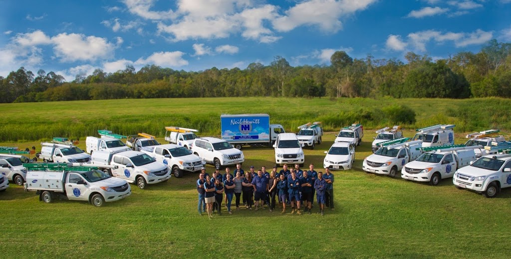 Hewitt Trade Services | Air Conditioning, Plumbing & Electrician