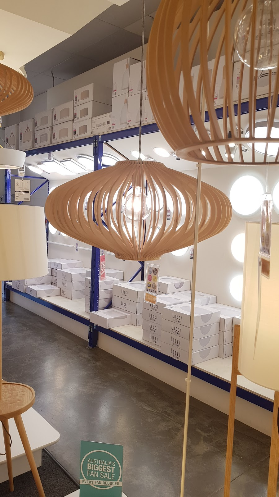 Beacon Lighting | home goods store | 13 Parkers Farm Pl, Casula NSW 2170, Australia | 0297349640 OR +61 2 9734 9640