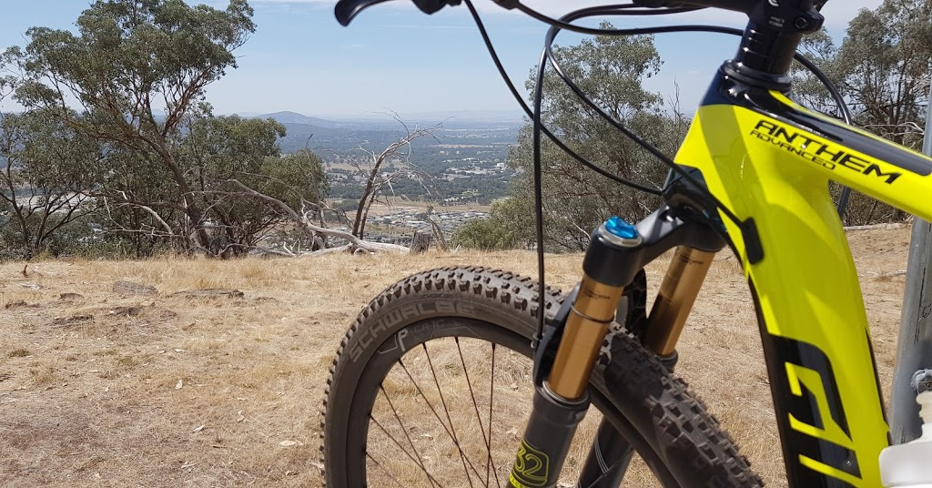 Hunchback Mountain Bike Park | park | Felltimber Creek Rd, West Wodonga VIC 3690, Australia