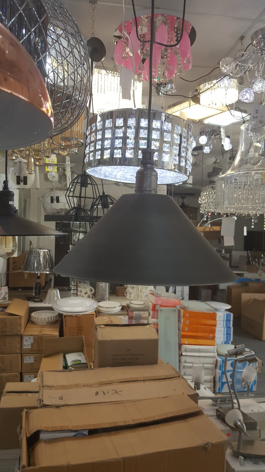 Katus Lighting | home goods store | 1150 Canterbury Rd, Punchbowl NSW 2196, Australia | 0297502088 OR +61 2 9750 2088