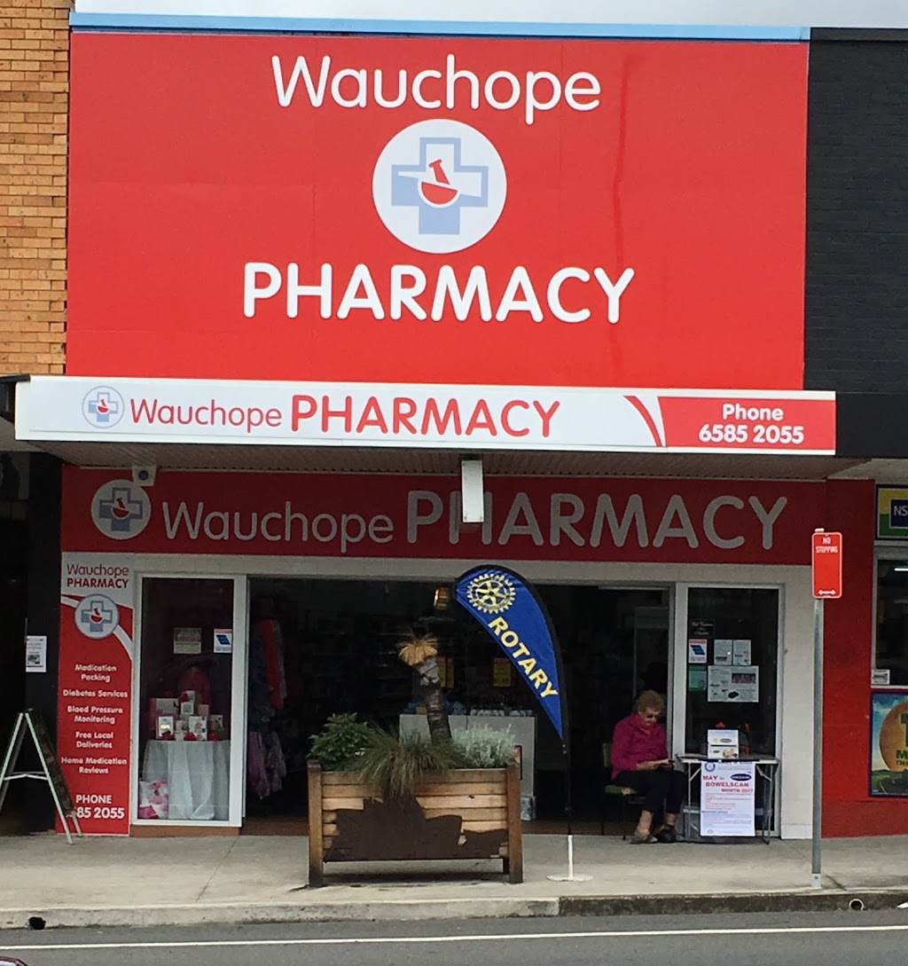Wauchope Pharmacy | pharmacy | 26 High St, Wauchope NSW 2446, Australia | 0265852055 OR +61 2 6585 2055