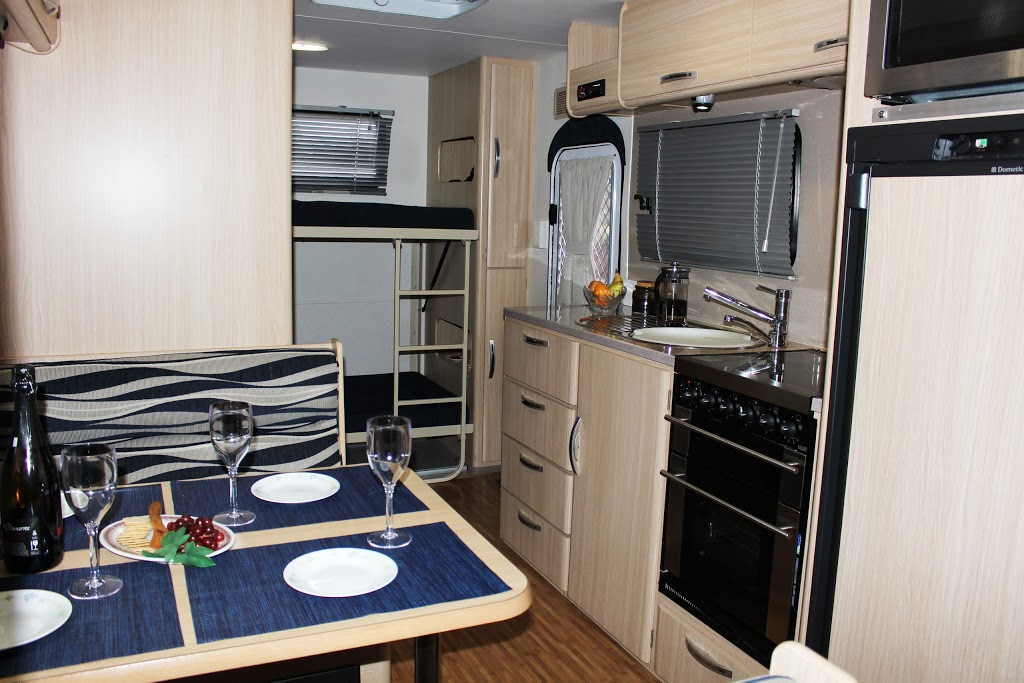 AllStar Caravan Hire - Storage | 558 Grieve Rd, Rochedale QLD 4123