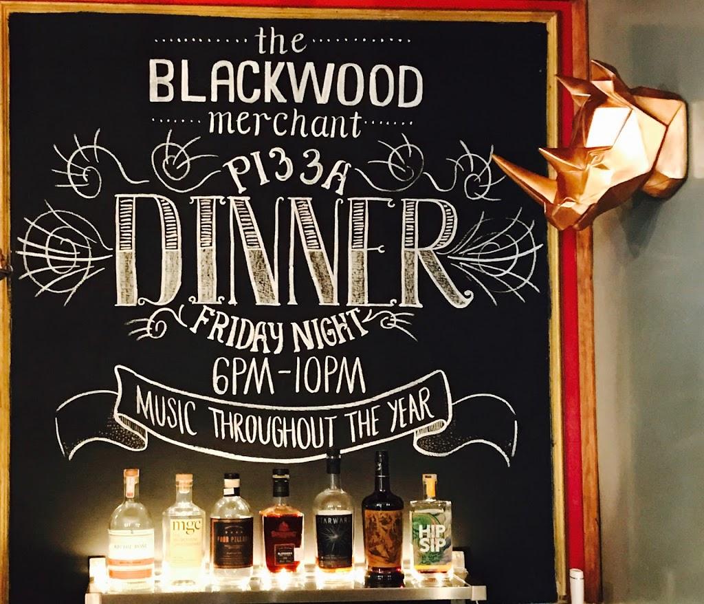 The Blackwood Merchant | cafe | 21 Martin St, Blackwood VIC 3458, Australia | 0353686525 OR +61 3 5368 6525