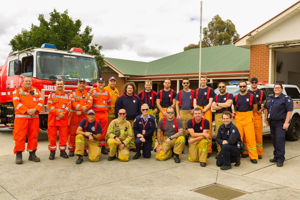 Caroline Springs CFA - Hillside Station   fire station   4 Gourlay Rd, Hillside VIC 3037, Australia   0393605679 OR +61 3 9360 5679