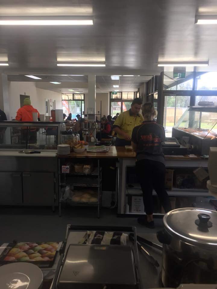 The Smoko Shed | cafe | 11 South Rd, Yarrawonga VIC 3730, Australia | 0357433509 OR +61 3 5743 3509