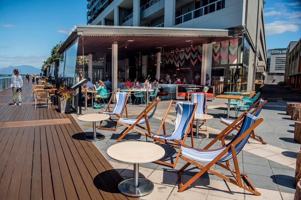 Boatshed | restaurant | Cairns Harbour Lights, 8/1 Marlin Parade, Cairns City QLD 4870, Australia | 0740314748 OR +61 7 4031 4748