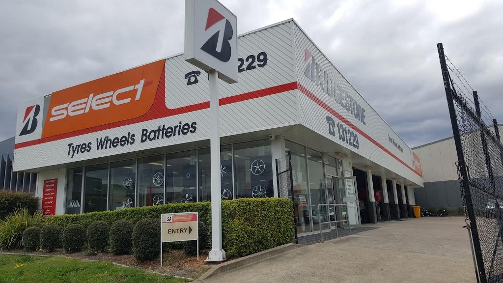 Bridgestone Select Tyre & Auto - Maitland (Greenhills) | car repair | 6 Alfred Cl, East Maitland NSW 2323, Australia | 0249119440 OR +61 2 4911 9440
