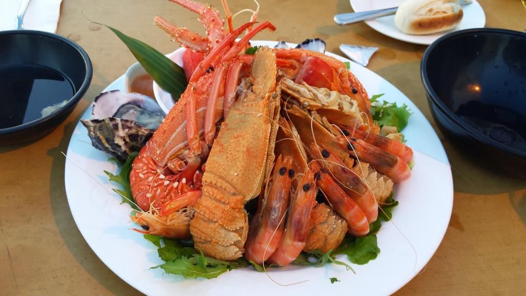 Crustaceans on the Wharf   restaurant   Darwin Wharf Precinct, Stokes Hill Wharf, Darwin City NT 0800, Australia   0889818658 OR +61 8 8981 8658