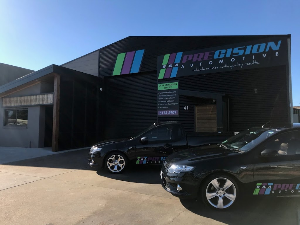 R & A Precision Automotive | car repair | 41 McMahon St, Traralgon VIC 3844, Australia | 0351746909 OR +61 3 5174 6909