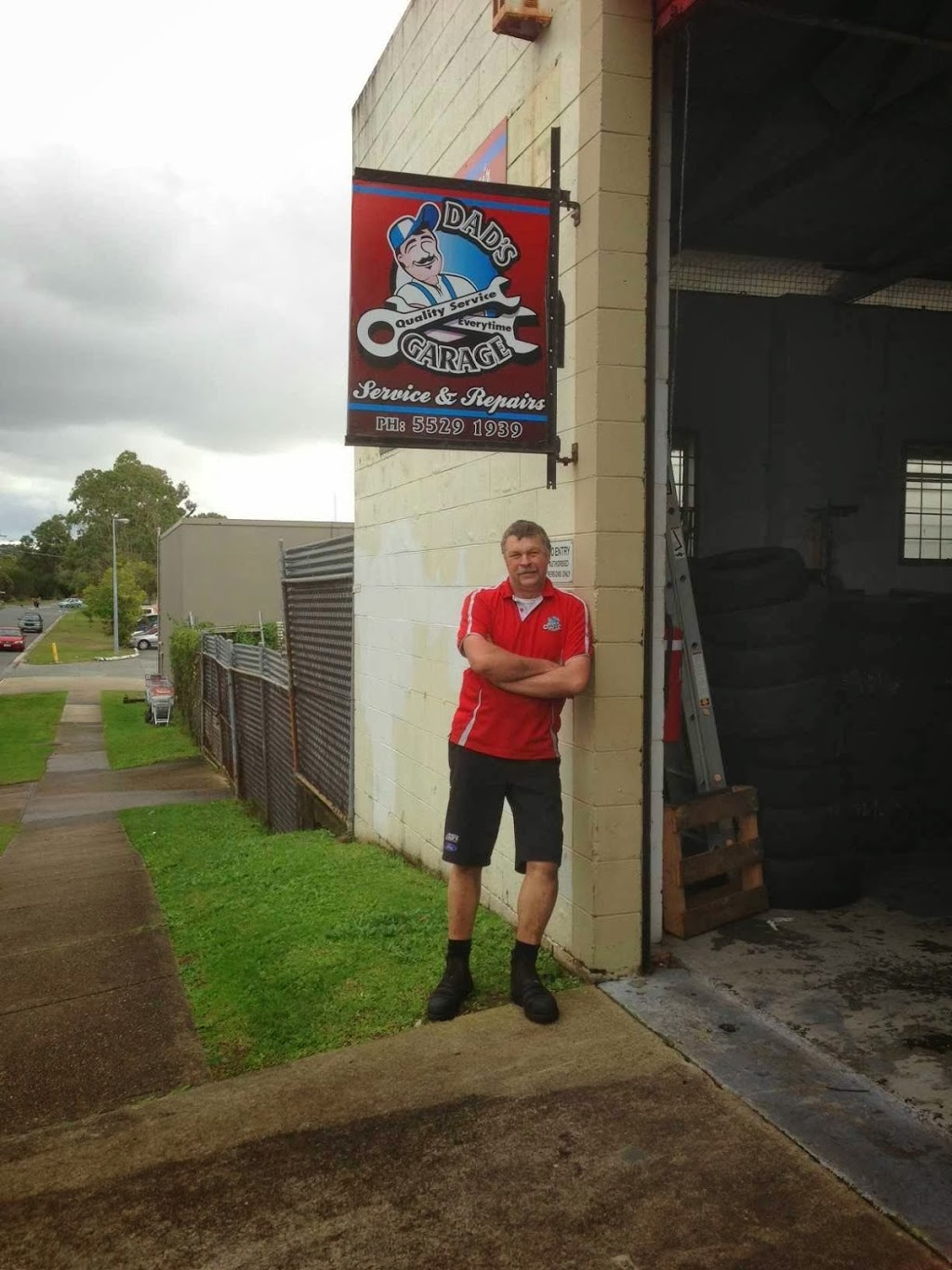 Dads Garage | car repair | 6/19 Ashton St, Labrador QLD 4215, Australia | 0755291939 OR +61 7 5529 1939