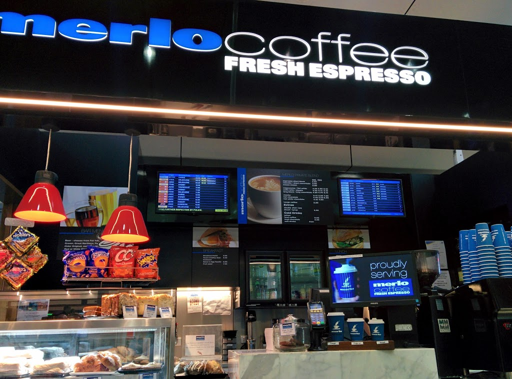 Merlo Coffee Virgin Terminal | cafe | 11 The Circuit, Levels 3 & 4, Brisbane Airport QLD 4008, Australia | 0733332882 OR +61 7 3333 2882
