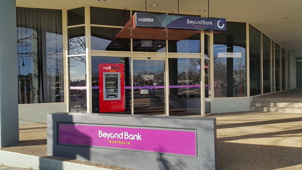 Beyond Bank | atm | 105 Mawson Dr, Mawson ACT 2607, Australia | 132585 OR +61 132585