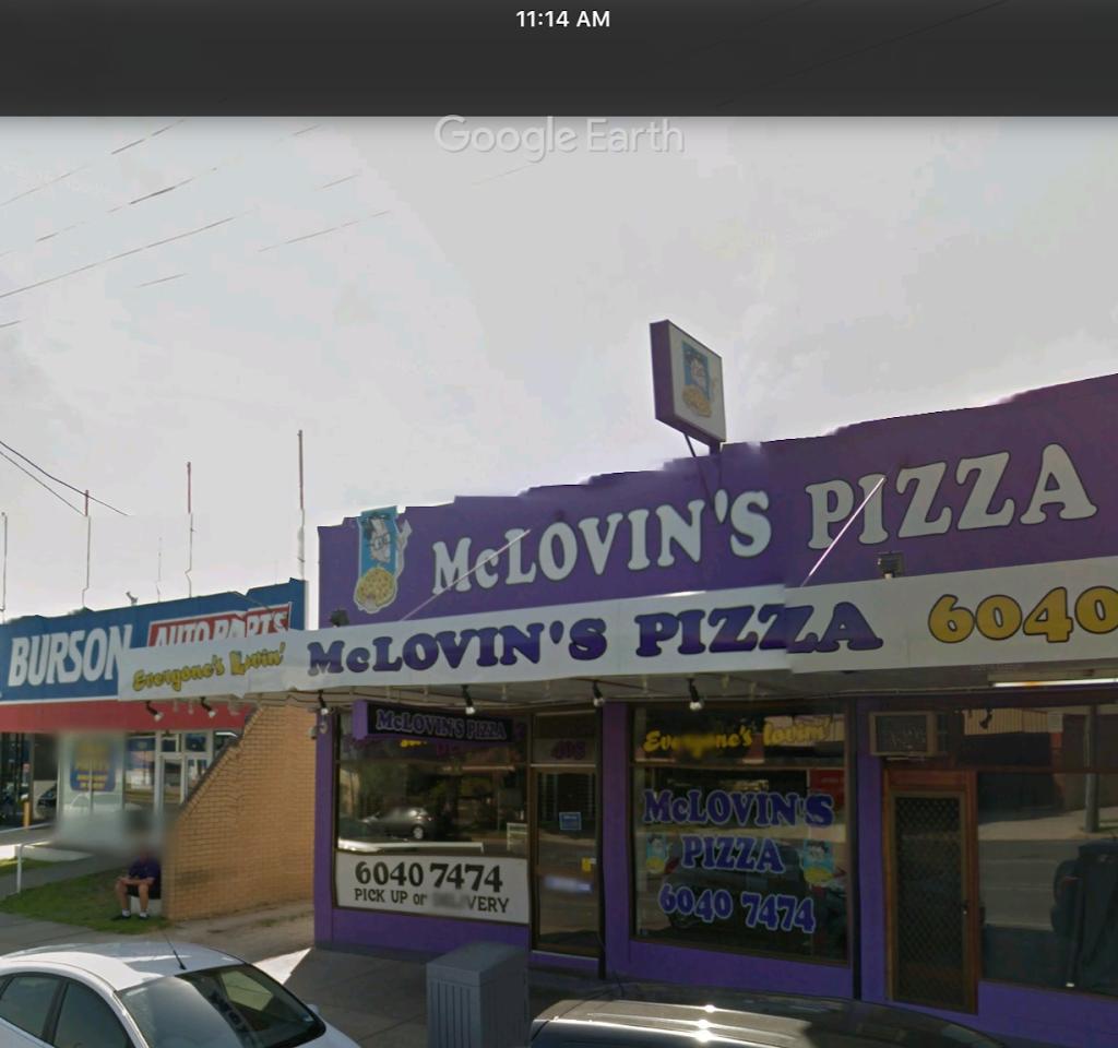 McLovins Pizza | restaurant | 405 Wagga Rd, Lavington NSW 2641, Australia | 0260407474 OR +61 2 6040 7474
