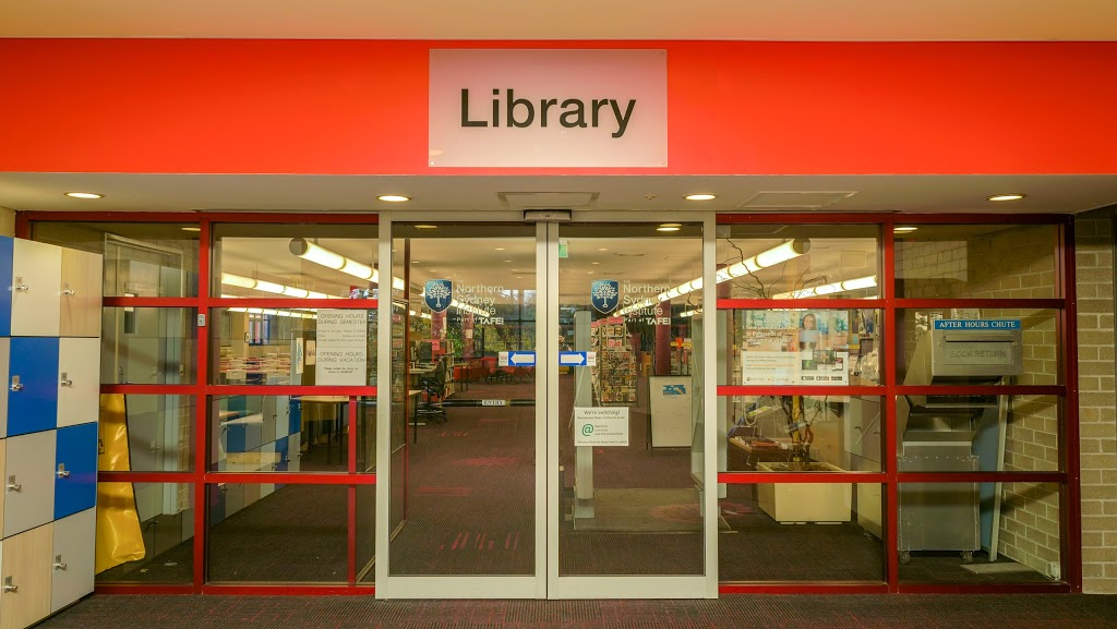 TAFE NSW Ryde Library | library | Building H Level 2/250 Blaxland Rd, Ryde NSW 2112, Australia | 0294486326 OR +61 2 9448 6326