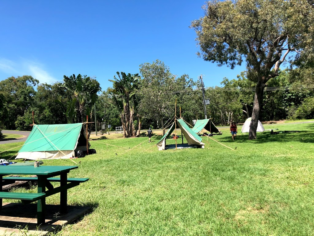 Yeppoon Scout Group | point of interest | Rose St, Cooee Bay QLD 4703, Australia | 0749336433 OR +61 7 4933 6433