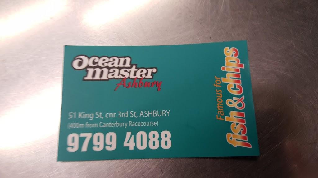 Oceanmaster Seafood | meal takeaway | 51 King St, Ashbury NSW 2193, Australia | 0297994088 OR +61 2 9799 4088