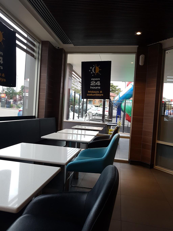 McDonalds Hurstville South | meal takeaway | 799 King Georges Rd, South Hurstville NSW 2221, Australia | 0295466344 OR +61 2 9546 6344