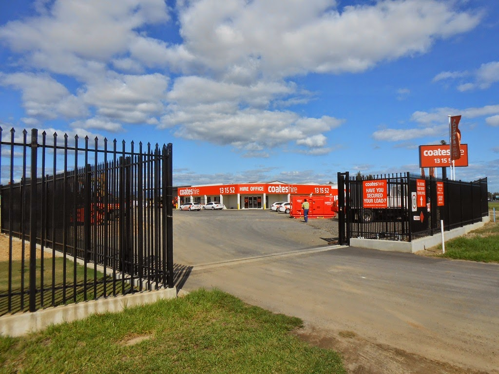 Coates Hire Greenfields - Workshop only | point of interest | 418-420 Martins Rd, Green Fields SA 5107, Australia | 0882680300 OR +61 8 8268 0300
