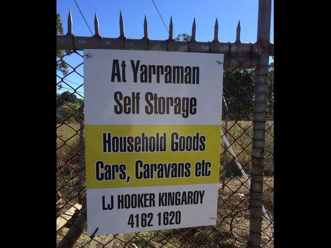 Yarraman Self Storage   storage   McNeil St, Yarraman QLD 4614, Australia   0468788600 OR +61 468 788 600