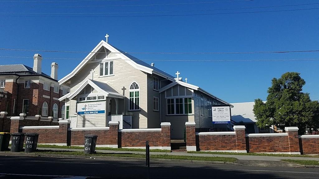 St Francis Of Assisi Church | church | west 4101, 47 Dornoch Terrace, West End QLD 4101, Australia | 0738442744 OR +61 7 3844 2744