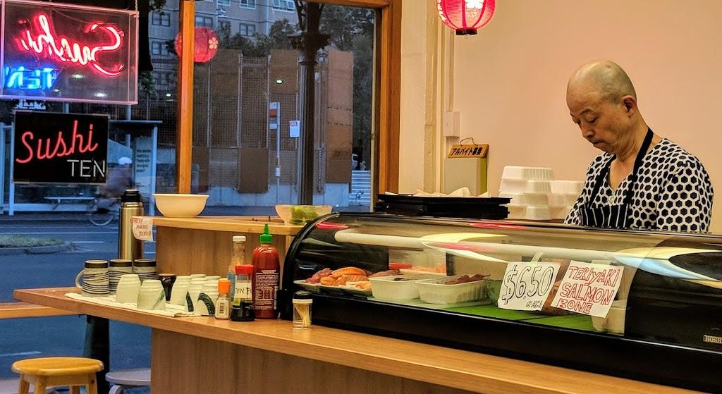 Sushi Ten | restaurant | 178 Rathdowne St, Carlton VIC 3053, Australia | 0393493090 OR +61 3 9349 3090
