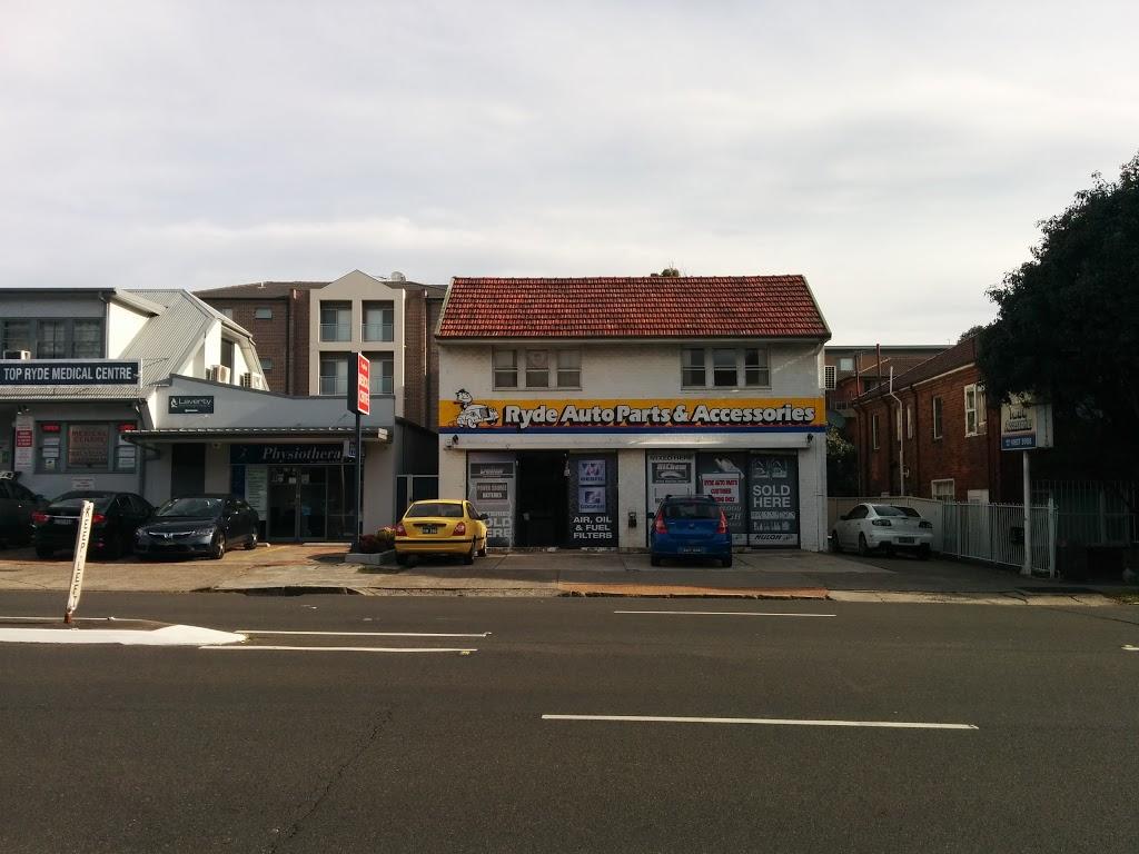 Ryde Auto Parts & Accessories | car repair | 50 Blaxland Rd, Ryde NSW 2112, Australia | 0298073988 OR +61 2 9807 3988