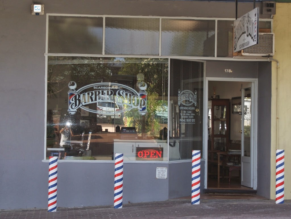 Scarborough Barber Shop | hair care | 178 St Brigids Terrace, Scarborough WA 6019, Australia | 0410474443 OR +61 410 474 443