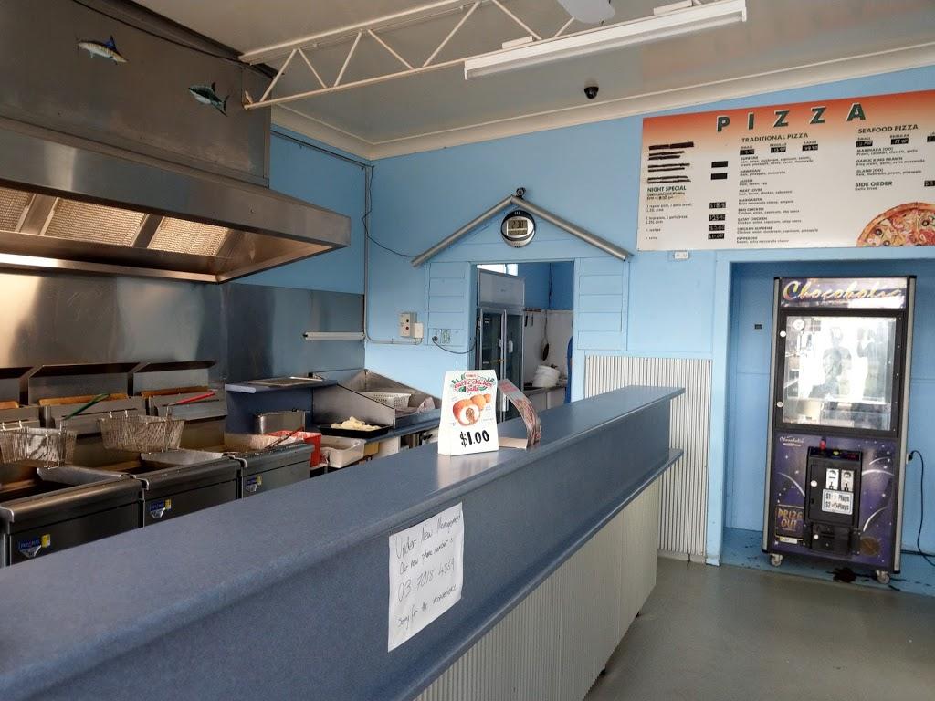 Cobden Seafoods   meal takeaway   3 Curdie St, Cobden VIC 3266, Australia   0370184869 OR +61 3 7018 4869