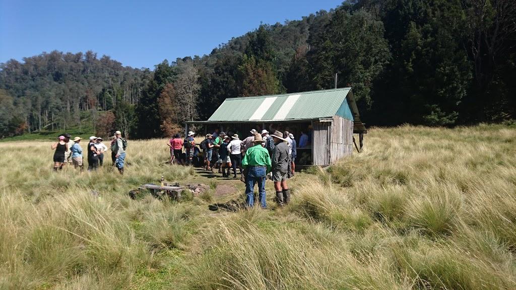 Lees Paddocks Hut | park | Mersey Forest TAS 7304, Australia
