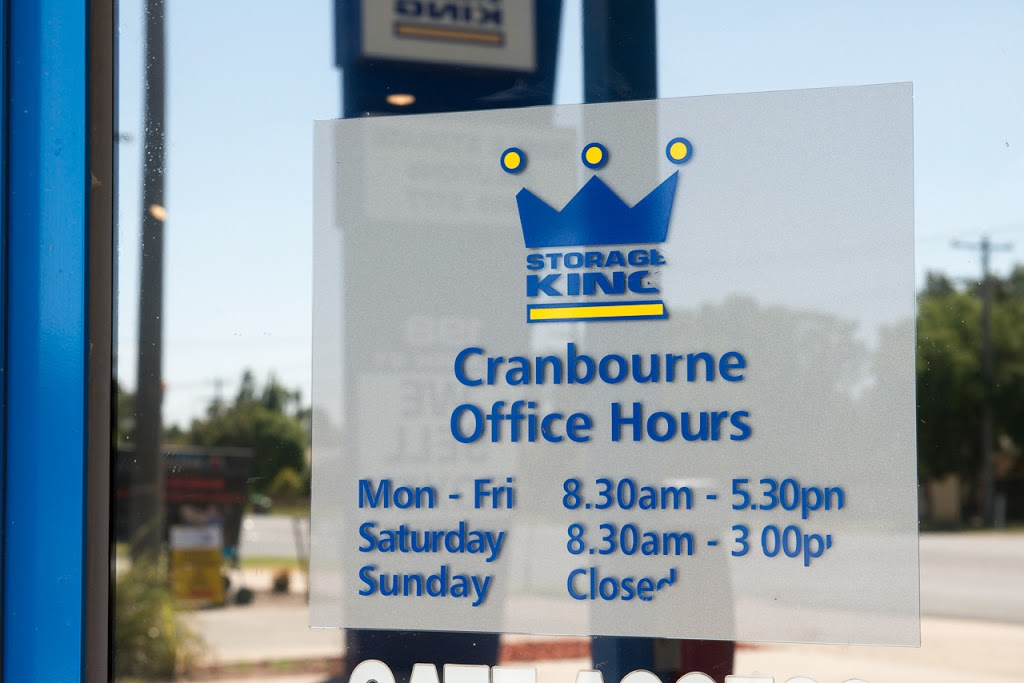 Storage King Cranbourne | moving company | 198 Sladen St, Cranbourne VIC 3977, Australia | 0359953177 OR +61 3 5995 3177