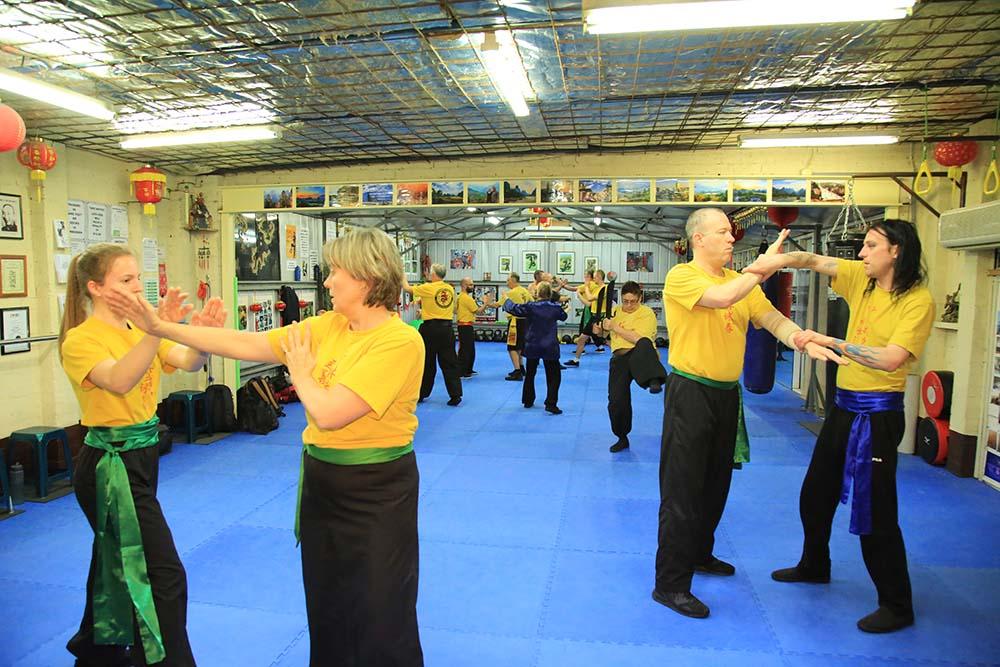 Wing Chun Kung Fu Greensborough Martial Arts   health   24 Lorimer St, Greensborough VIC 3088, Australia   0401530643 OR +61 401 530 643