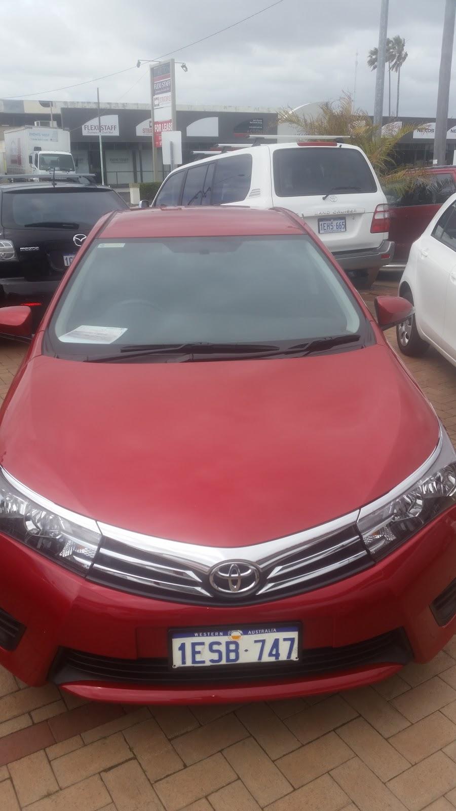 Bunbury Toyota | car dealer | 34 Spencer St, Bunbury WA 6230, Australia | 0897222333 OR +61 8 9722 2333