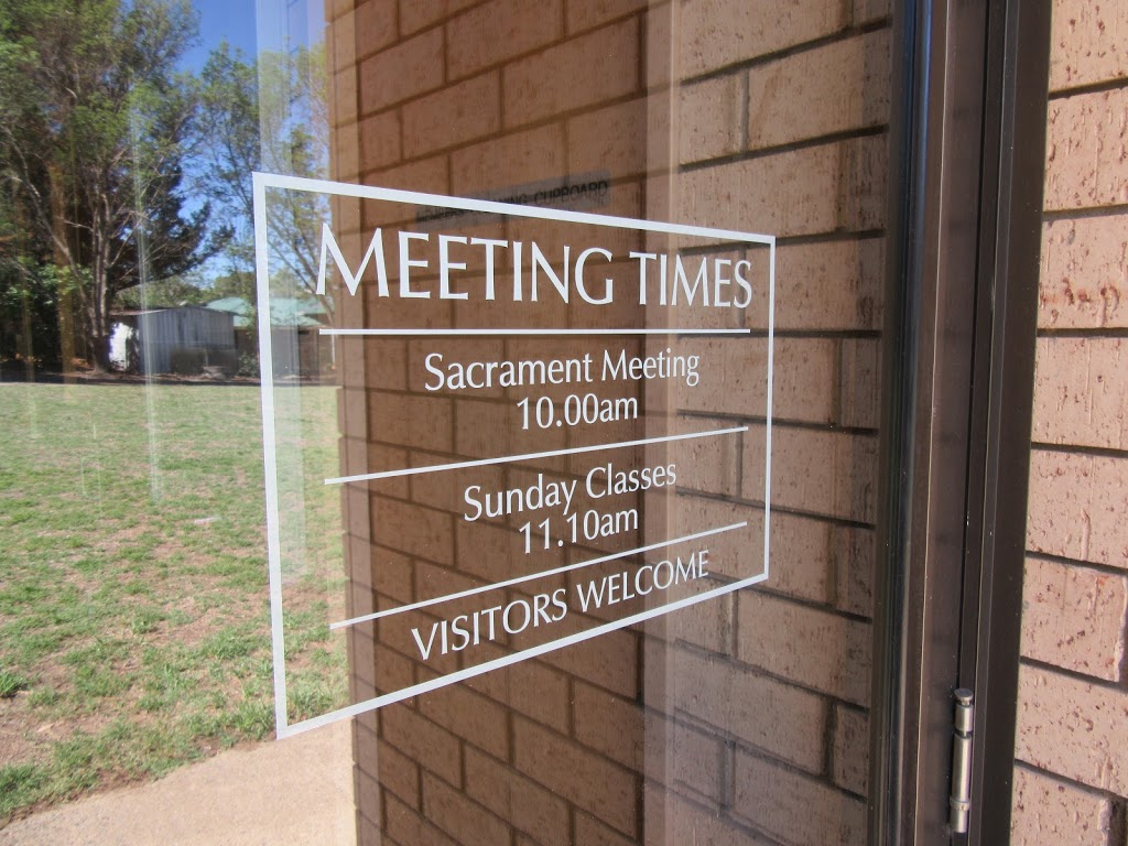 The Church of Jesus Christ of Latter-day Saints, Armidale | church | 10 Oak Tree Dr, Armidale NSW 2350, Australia