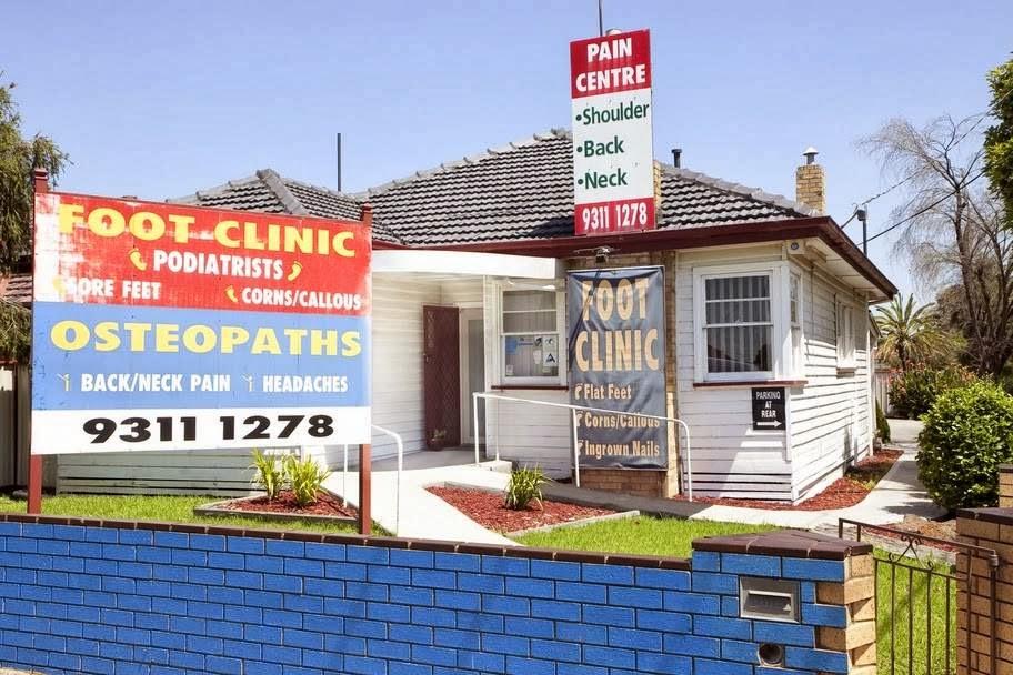 Westside Health & Sports Clinic | doctor | 389 Ballarat Rd, Sunshine VIC 3020, Australia | 0393111278 OR +61 3 9311 1278
