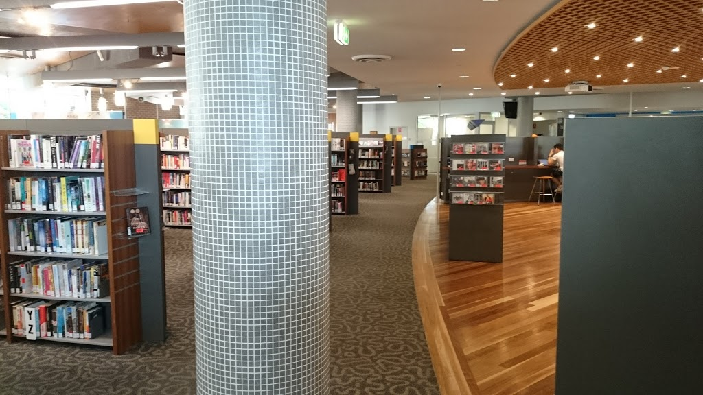 Castle Hill Library | library | Pennant St & Castle St, Castle Hill NSW 2154, Australia | 0297614510 OR +61 2 9761 4510