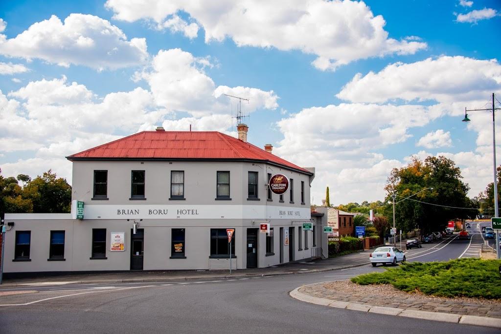 Brian Boru Hotel   lodging   1-3 McIvor Hwy, Bendigo VIC 3550, Australia   0354435258 OR +61 3 5443 5258