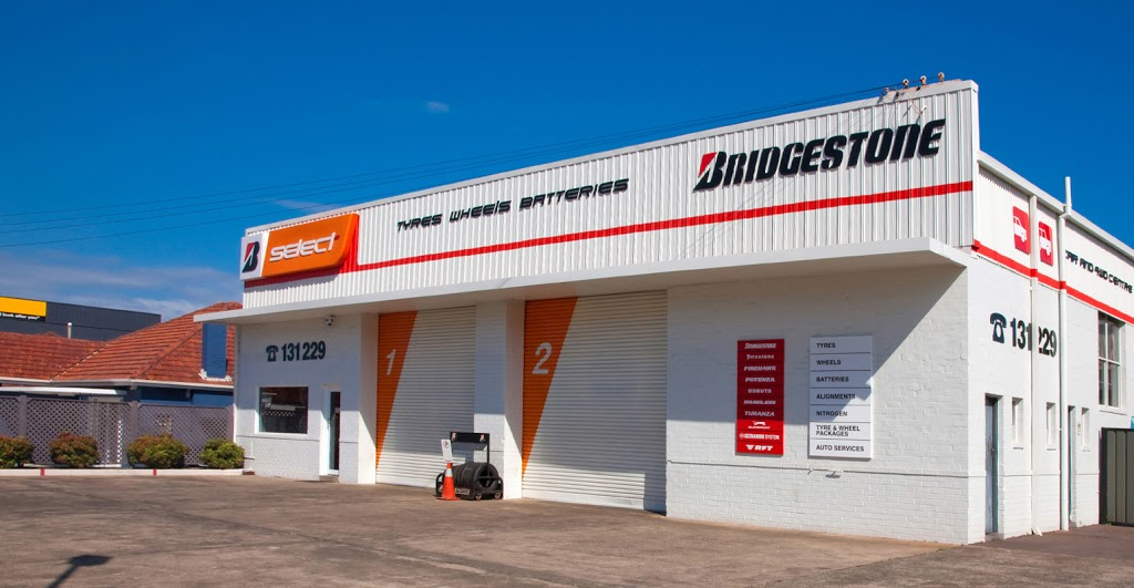 Bridgestone Select Tyre & Auto - Wollongong | car repair | 218 Corrimal St, Wollongong NSW 2500, Australia | 0242291122 OR +61 2 4229 1122