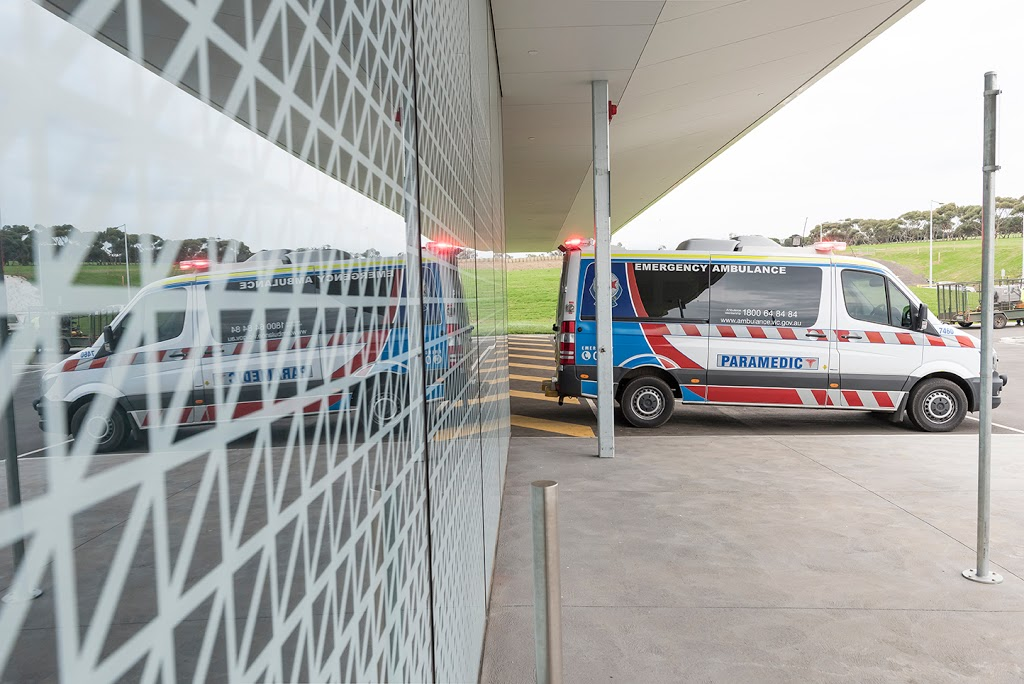 Epworth Geelong Emergency Department   hospital   1A Epworth Place, Waurn Ponds VIC 3216, Australia   0352717000 OR +61 3 5271 7000