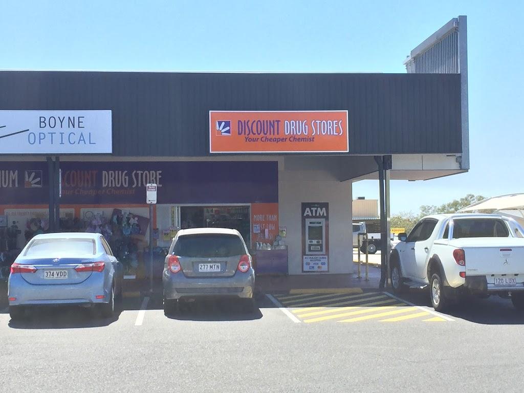 Boyne Tannum Discount Drug Store | pharmacy | Boyne Plaza Shopping Centre 5 4 Centenary Drive Boyne, Tannum Sands QLD 4680, Australia | 0749737899 OR +61 7 4973 7899