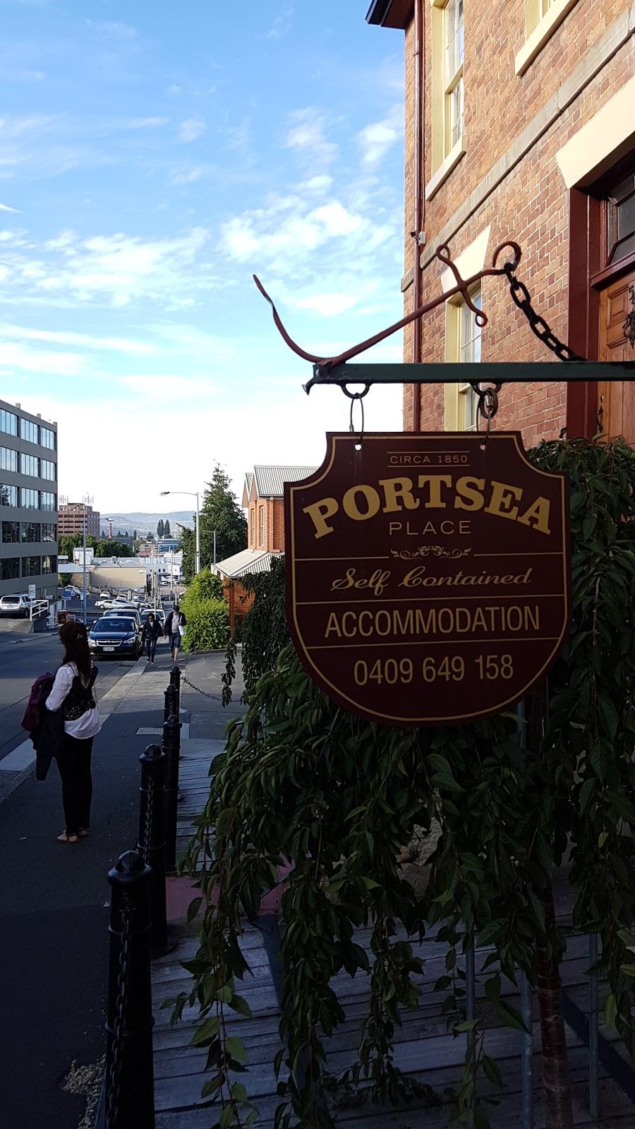 Apartments Portsea Place   lodging   62 Montpelier Retreat, Battery Point TAS 7004, Australia