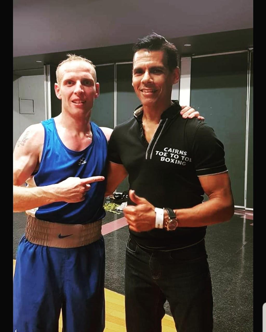 Freedom Boxing | gym | 10 Novelli St, Edmonton QLD 4869, Australia | 0488771040 OR +61 488 771 040