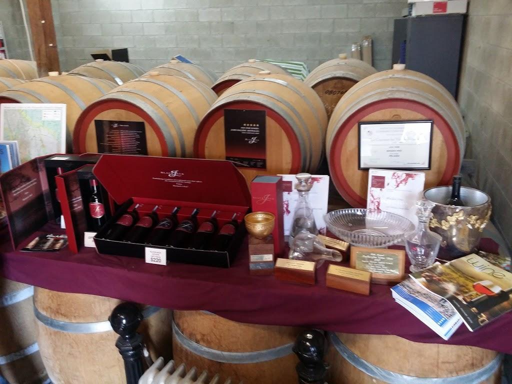 BlackJack Wines | tourist attraction | 3379 Harmony Way, Harcourt VIC 3453, Australia | 0354742355 OR +61 3 5474 2355