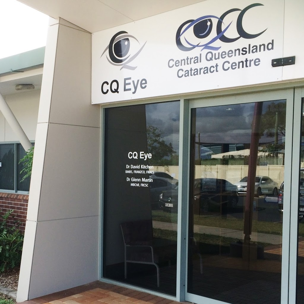 Central Queensland Cataract Centre | doctor | Mater Hospital, Rosella Street, Gladstone QLD 4680, Australia | 0749727946 OR +61 7 4972 7946