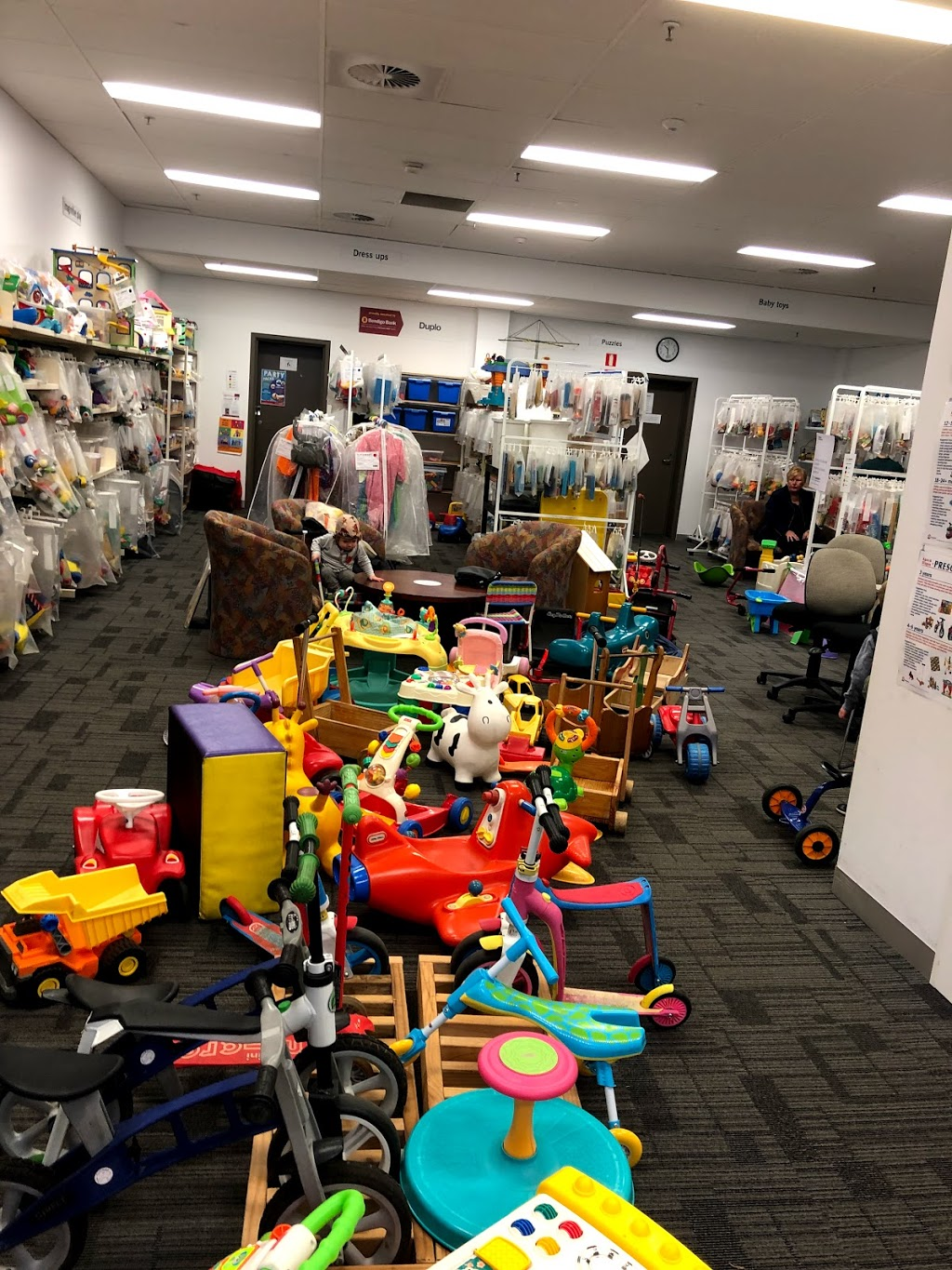 Collingwood Toy Library | library | Victoria Park Community Centre, Corner of Lulie and, Abbott St, Abbotsford VIC 3067, Australia | 0468495285 OR +61 468 495 285